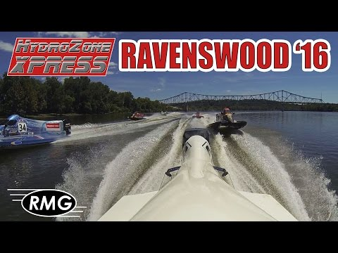 RMG's HYDRO ZONE XPRESS: Ravenswood '16