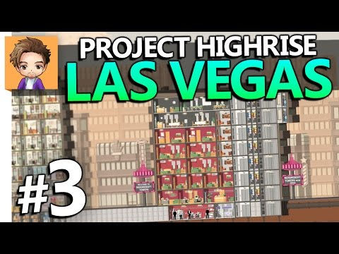 Project Highrise: Las Vegas | PART 3 | CONFERENCE ROOMS