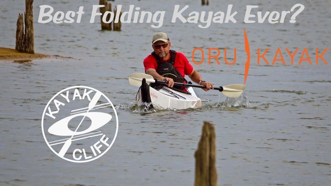 Oru Kayak BAY ST Best Folding Kayak Ever?