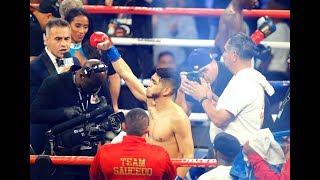 Title Shot: Alex Saucedo's quest for the WBO belt