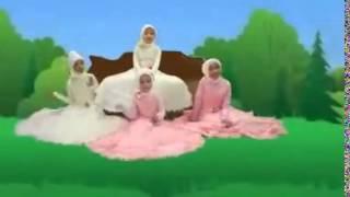 LAGU ANAK RELIGI ISLAM TERBARU 2013 ASMAUL HUSNA