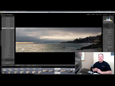 In Post: When Lightroom Merge To Panorama Fails #149 - YouTube