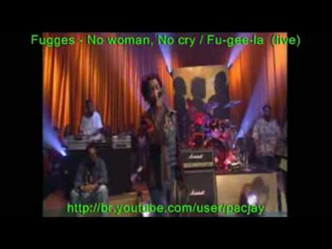 Fugees - No Woman no cry / Fu-Gee-La (live)