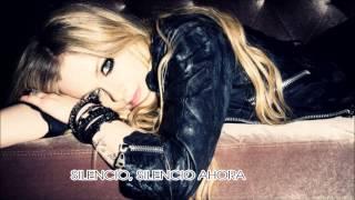 Avril Lavigne- hush hush en español