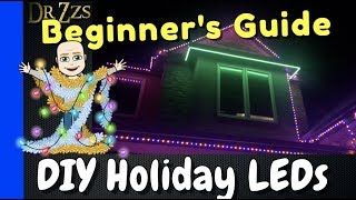 Beginner's Guide to Christmas Lights - and LED Shows for Every Holiday