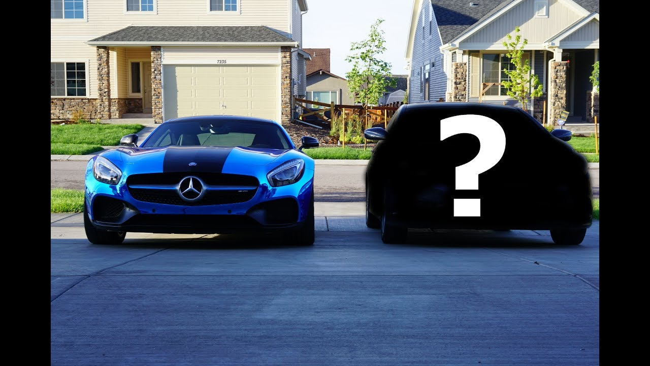 Brand New Car You Decide Amg Gts Downpipes Youtube