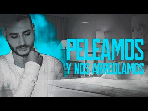 Fuenma - Peleamos ft Deiff, Danell, Latuff, Franco, Freddy, R Mandy, Xenon, Dandy [Lyric Video]