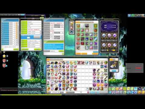 [Maplestory] Mercedes Equipment & Final(?) Dojo [57f]
