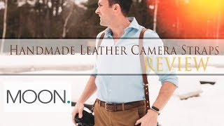 Moon Leather Dual Camera Strap Review | 4K