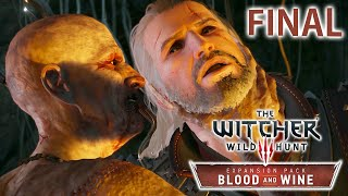 The Witcher 3: Blood And Wine - FINAL ÉPICO MONSTRUOSO!!!!!!!!! [ PC - Playthrough PT-BR ]