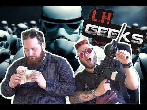 LHGeeks #3 Septembre : Turretot Geek Convention on arrive ! ft. Polo Débile