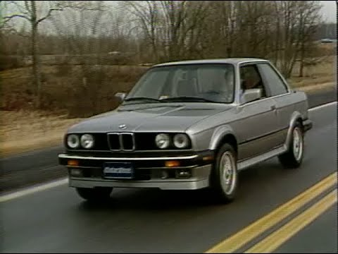Motorweek Retro Review 88 Bmw E30 325ix Youtube
