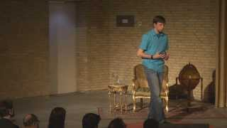 Breaking through your own limits: Koen Peters at TEDxTilburgUniversity