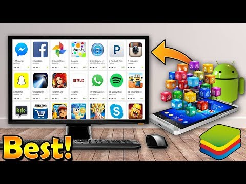 Play Android Games on PC - Bluestacks 3 The Best Android Emulator For PC & Mac [2018]