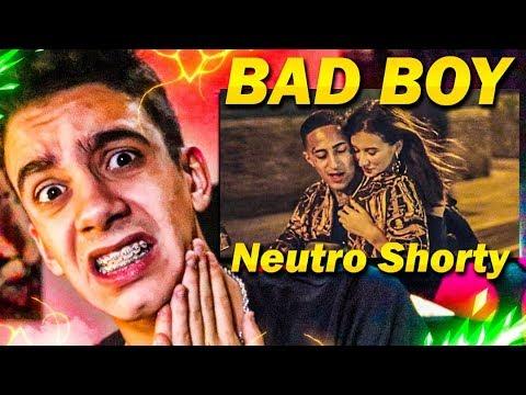 REACCIÓN Neutro Shorty - Bad Boy [Official Video]