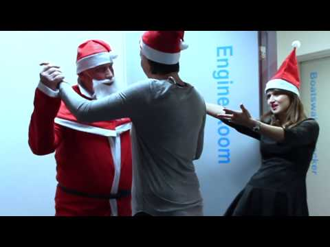 Mannequin Challenge | Christmas version | Middle Point