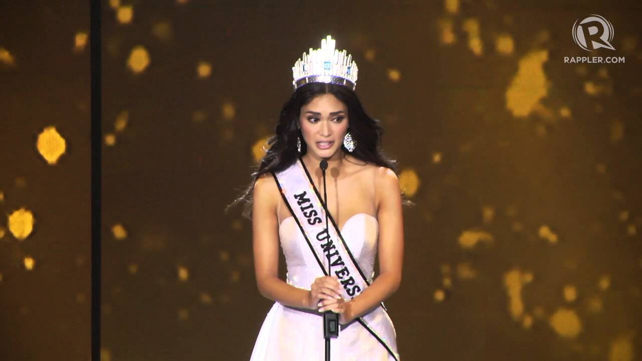 Why it's hard to top standout queen Pia Wurtzbach