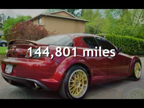 2006 Mazda RX 8 SHINKA Special Edition 6 Speed Manual 18S For Sale In  Milwaukie, OR