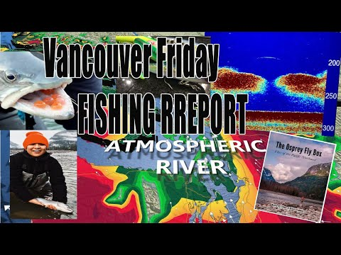 Pacific Angler Friday Fishing Report Dec 20th, 2019