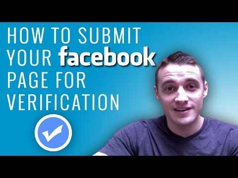 How to Submit your Facebook Page for Verification - #SocialMediaMinute
