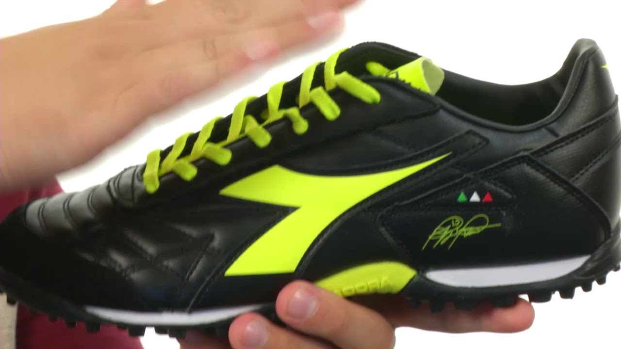 1518593391e Diadora M. Winner RB LT TF SKU 8900830 - YouTube