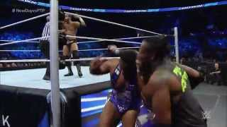 The Prime Time Players vs. Big E & Xavier Woods: SmackDown, Aug. 13, 2015