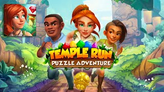 Temple Run: Puzzle Adventure - All Levels Gameplay Walkthough iOS Apple Arcade (Levels 1-4)