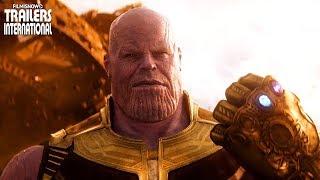 Vingadores: Guerra Infinita   Primeiro trailer épico do filme Marvel