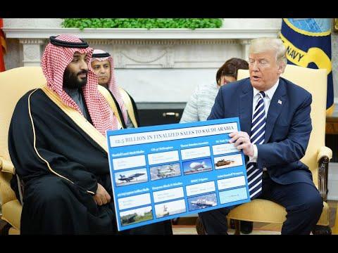 ملفات دسمة على طاولة ولي العهد السعودي والرئيس الأمريكي  - نشر قبل 12 دقيقة