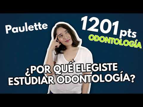 ODONTOLOGÍA UABC 🎒📓 Paulette Te Cuenta Como Obtuvo 1201 Puntos En El EXAMEN DE ADMISIÓN