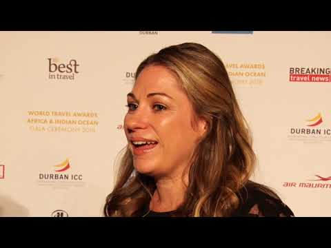 Emma Ashworth, regional director of sales, Africa & Indian Ocean, Hilton Hotels & Resorts