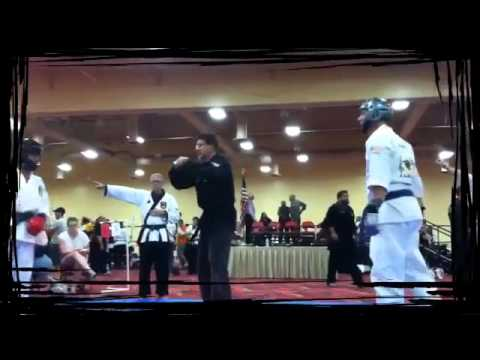 Jim Woods Sparring - CKD ITC 2012