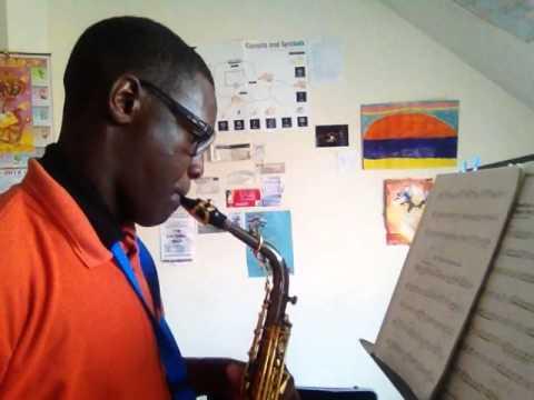 Show-Stopping Sax   Alan Bullard - Sixty for Sax