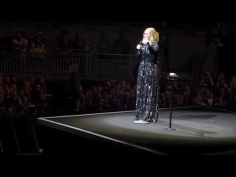 Adele 02 Arena London 22.03.16 My Highlights - Adele Concert 22nd March 2016