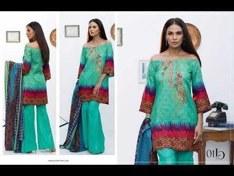cb16fb0125 Sahil Designer Embroidered Collection Vol 11 2017 by ZS Textiles. Fashion &  Beauty