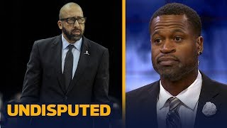Download Stephen Jackson with a strong message for Chandler Parsons after David Fizdale's firing | UNDISPUTED Mp3 and Videos
