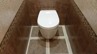 видео Ремонт ванной комнаты в панельном доме (Фото)