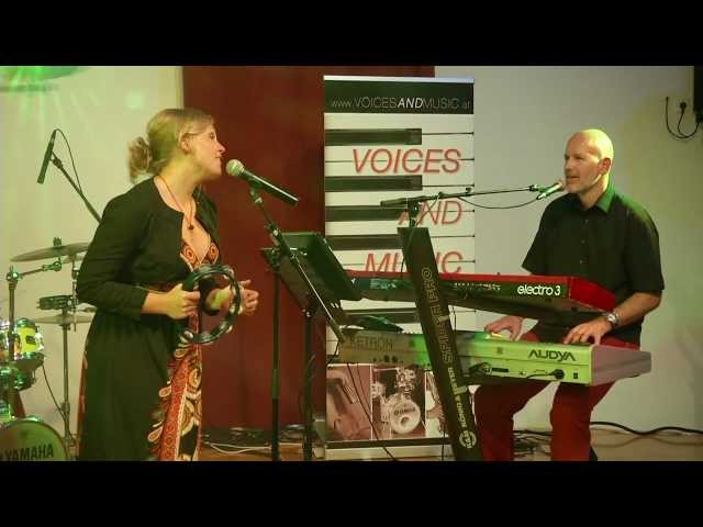 STUMBLIN IN - Voices And Music - Tanzband, Hochzeitsmusik, Partyband