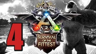Ark Survival of the Fittest #4 PURE EMOTIONEN! [Gameplay German | Let