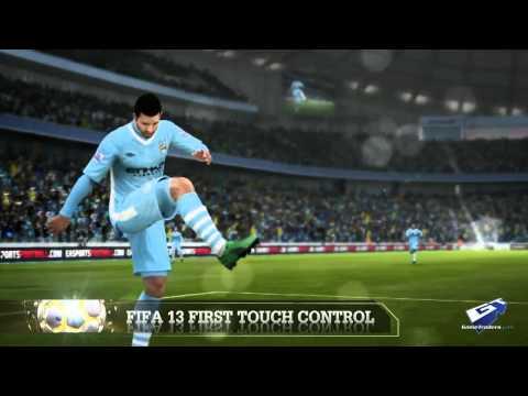 FIFA Soccer 13 - E3 2012: Debut Trailer