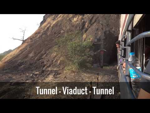 Deccan Express : Lonavala to Dadar, Journey Compilation