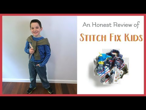 An Honest Review Of Stitch Fix Kids - Unboxing