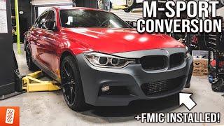 Будівля типова для BMW (6-ступінчаста механічна, ф30 335i) - Частина 3