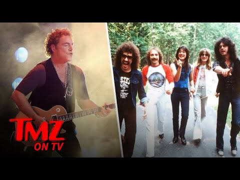 The Band Journey Is At War | TMZ TV