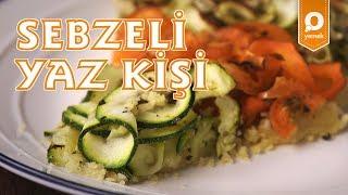 Sebzeli Yaz Kişi Tarifi - Onedio Yemek - Pratik Yemek Tarifleri