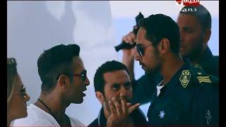 فؤش في المعسكر - الحلقة السادسة والعشرون ( 26 ) المطرب أحمد سعد - Foesh fel moaskar