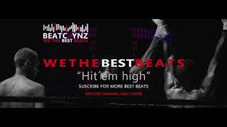 """Hit´em high"" Hot Hip Hop Trap Freestyle Beat Instrumental | Fighting Hip Hop Beat Instrumental"