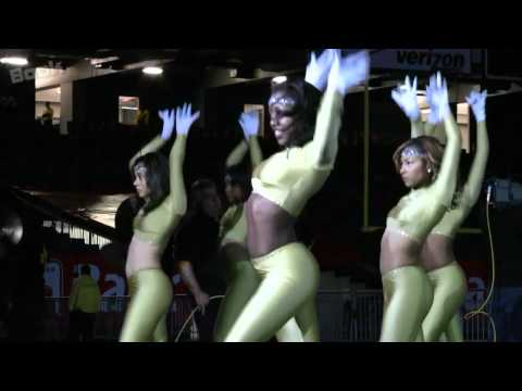Bayou Classic Battle of the Bands 2010 part 3