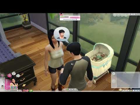 The Sims 4 Моды: Двойня, Тройня