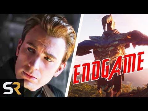 Avengers: Endgame - What The New Title Really Means For Avengers 4 Mp3